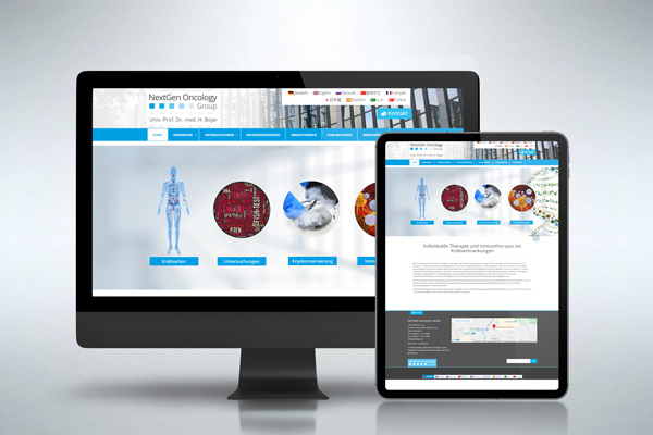 Webdesign Mettmann